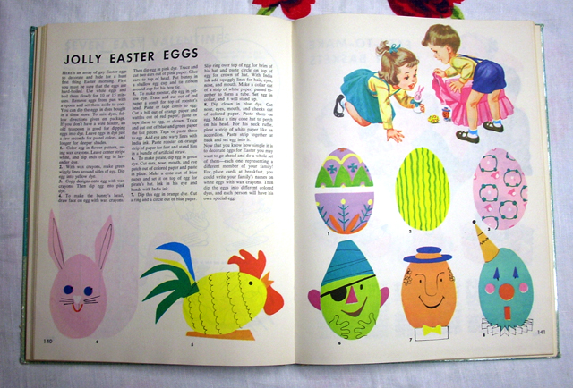 Jolly Easter Eggs from McCall's Make-It Book